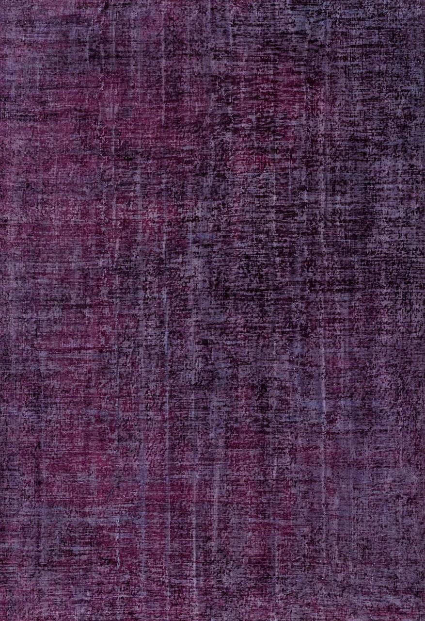 Vintage-Teppich Purple