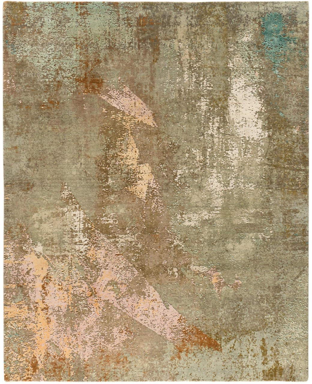 Design-Teppich Abstract Paradise
