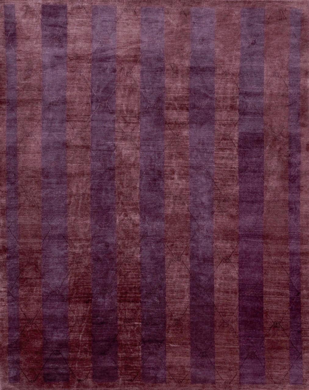Nepal-Teppich Lilac