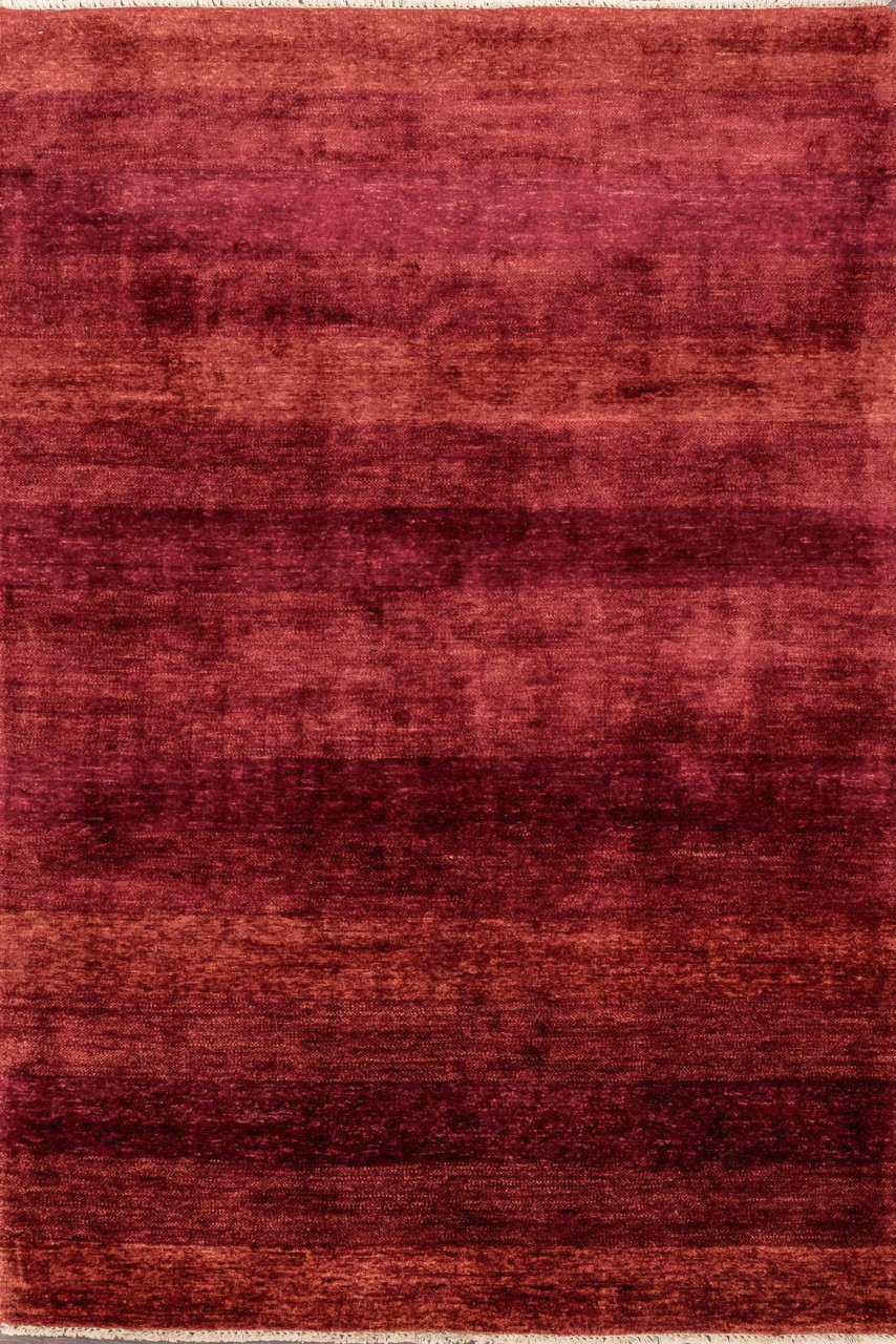 Gabbeh-Teppich Redfusion
