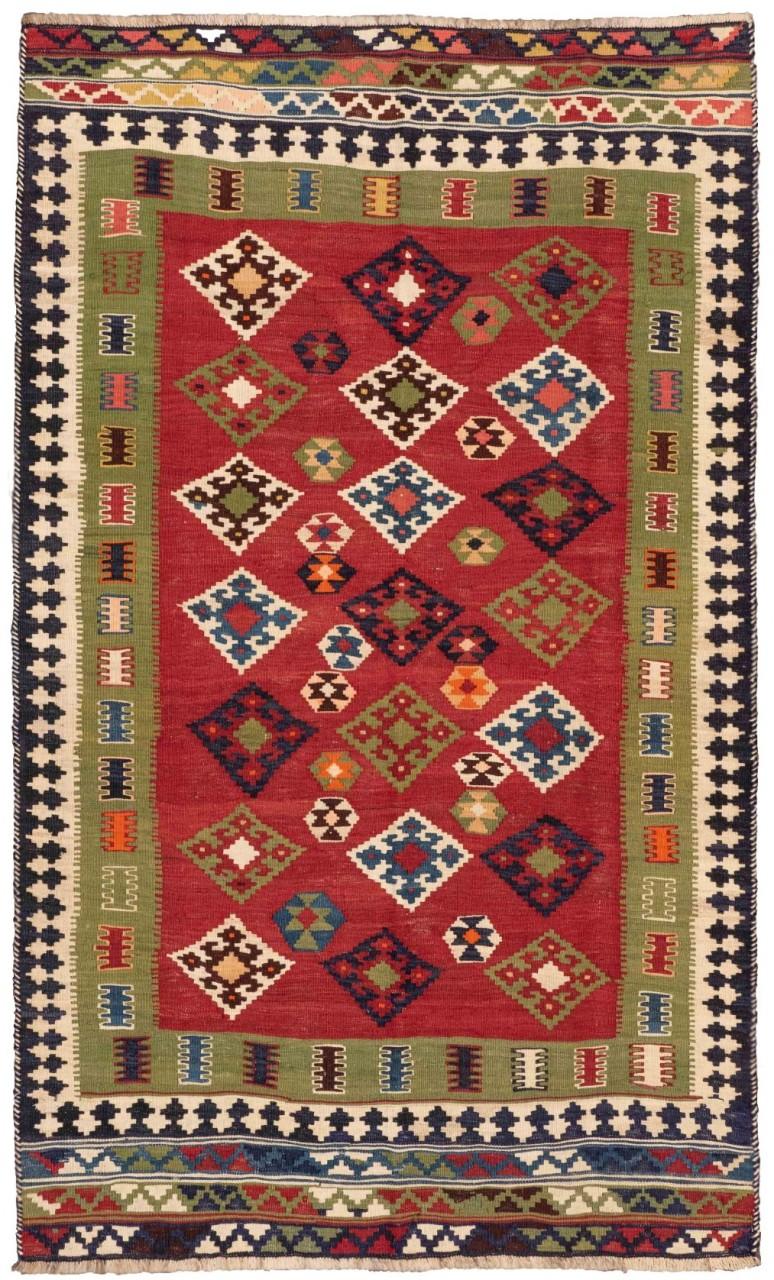 Kelim-Teppich Spielwiese