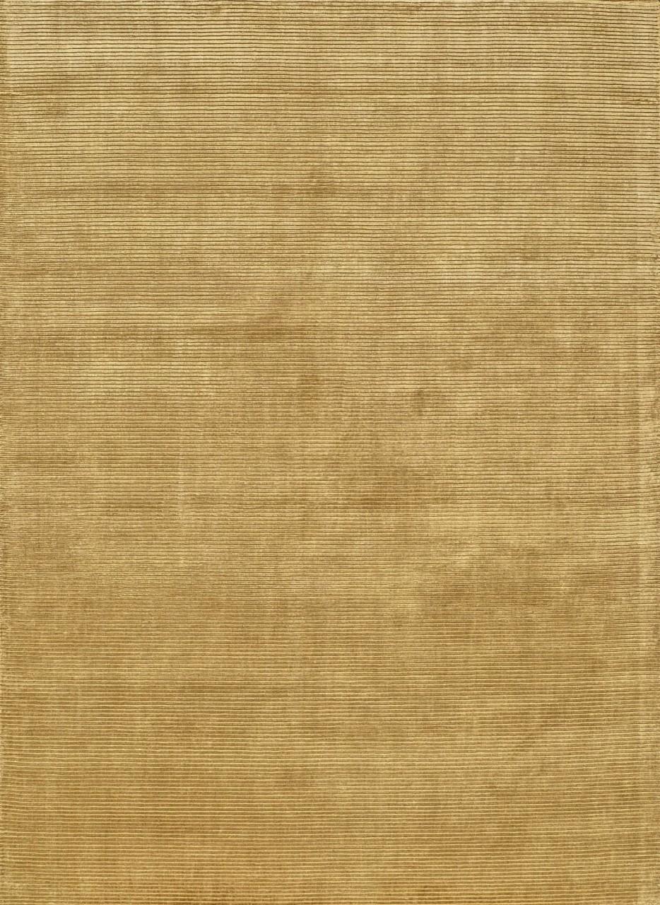 Design-Teppich Uni Gold