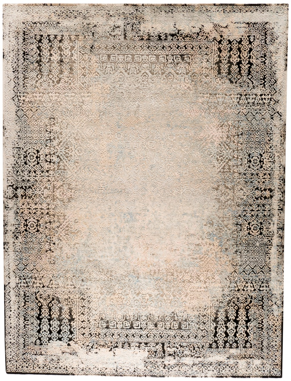 Design Teppich Black Palace