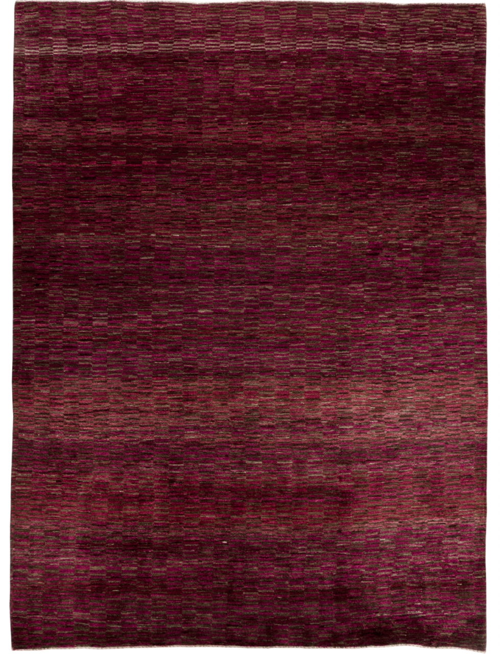 Iran Gabbeh Teppich-Unikat Lavendelfeld