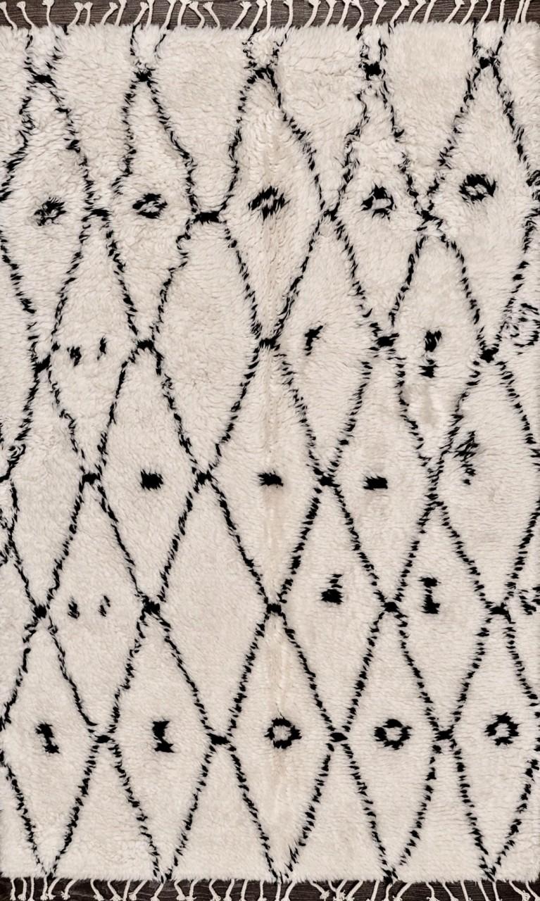 Berber-Teppich Marocain Boho