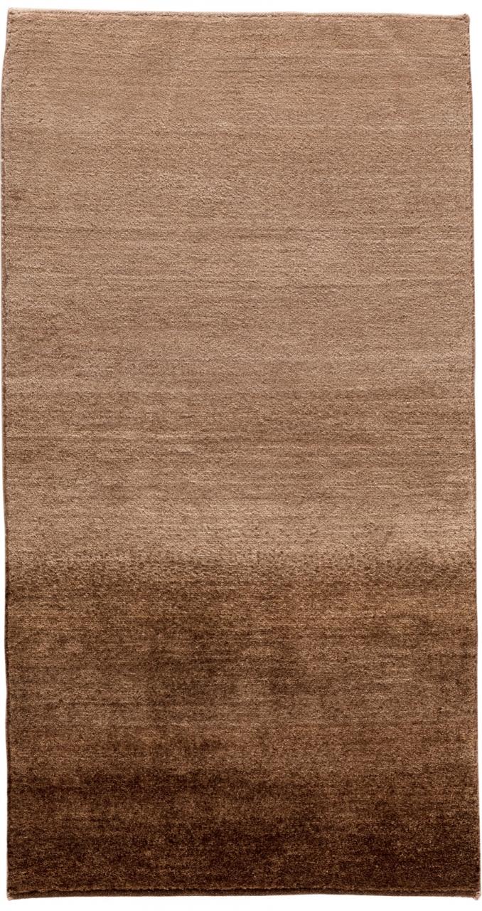 Iran Gabbeh Teppich-Unikat Brown Shadows