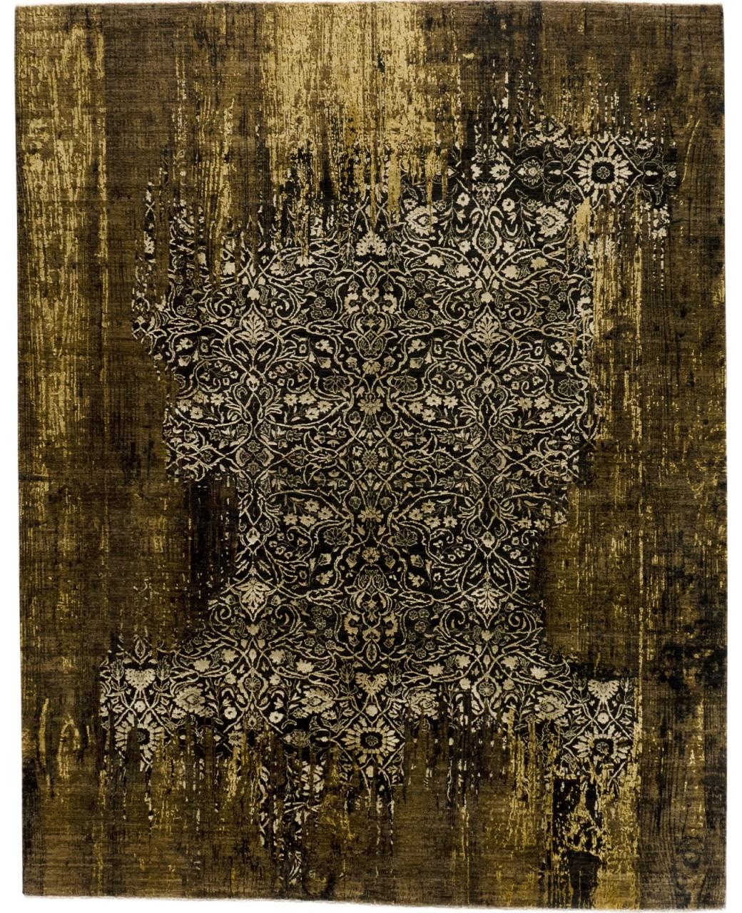 Designer Teppich Golestan Palace
